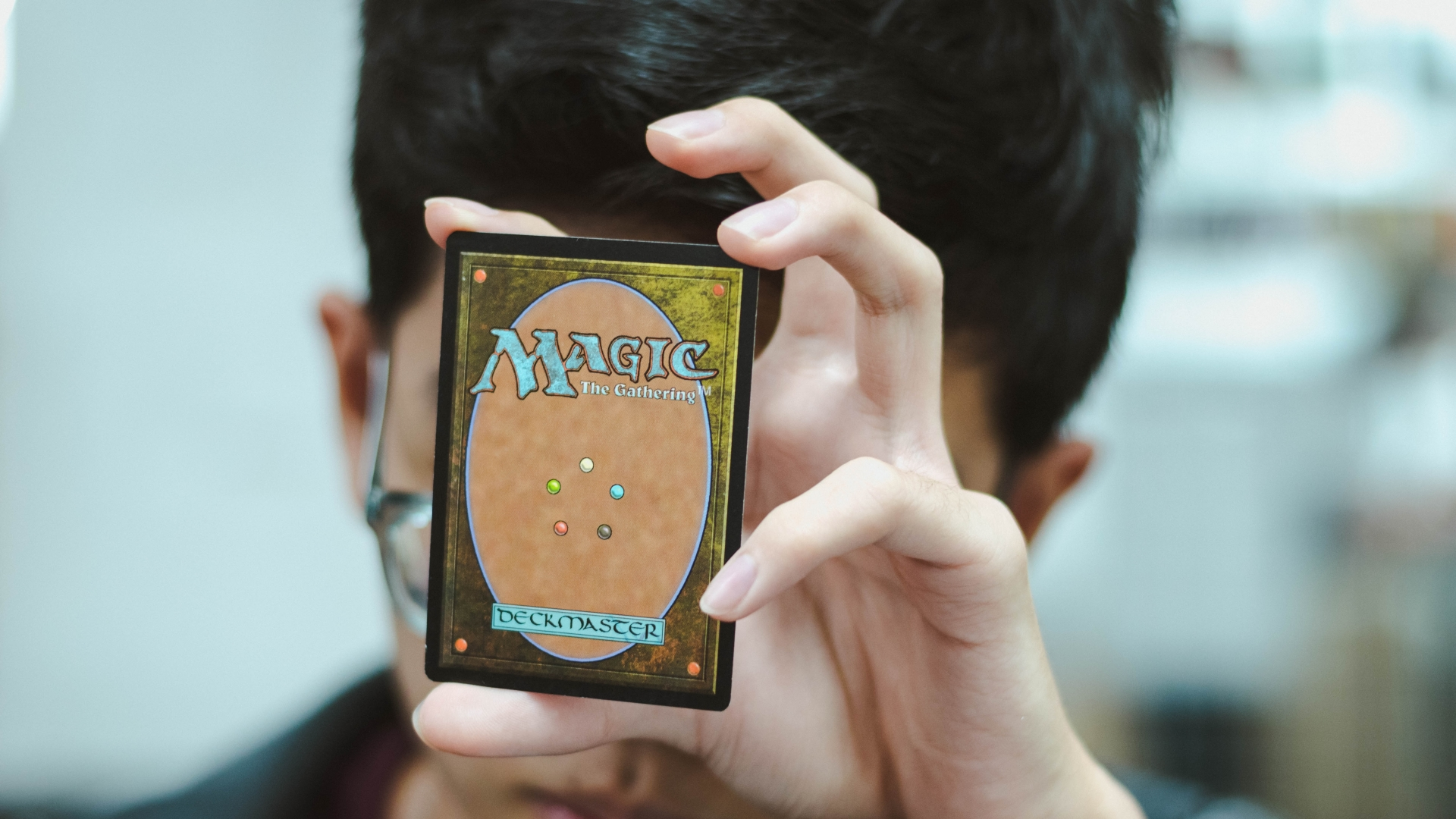 Magic the Gathering, unsplash.com, Wayne Low
