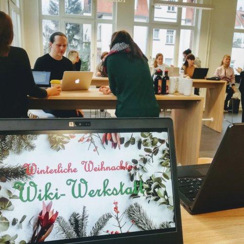 Christian Spannagel, Wikipedia, Weihnachten, Transferzentrum, Workshop, PH Heidelberg