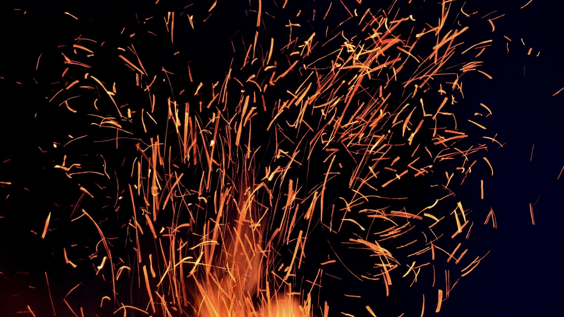Feuer, Funken, pixabay, pexels.com