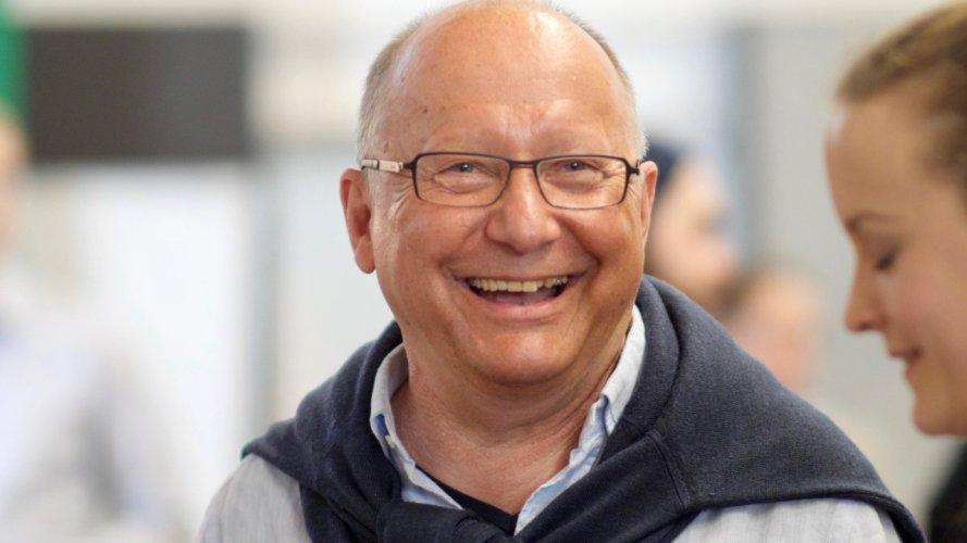 Wolfgang Knörzer, Kick-Off, Transfer Together, April 2018