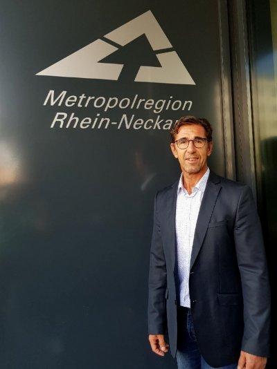 Markus Gomer, Metropolregion Rhein-Neckar GmbH