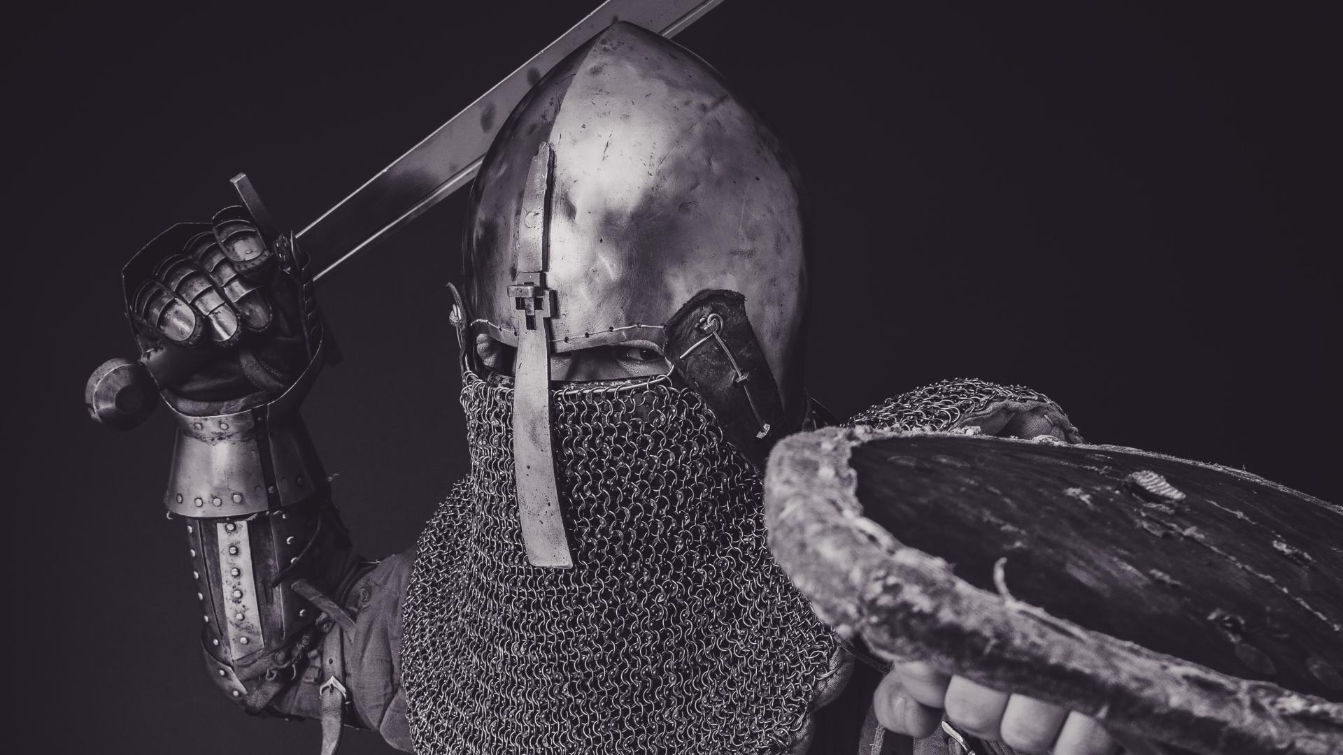 Ritter, Mittelalter, Geschichte, unsplash.com, Henry Hustava