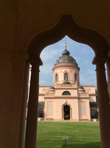 Schwetzingen, Moschee, Kathrin Schweizer, Musik, Kultur