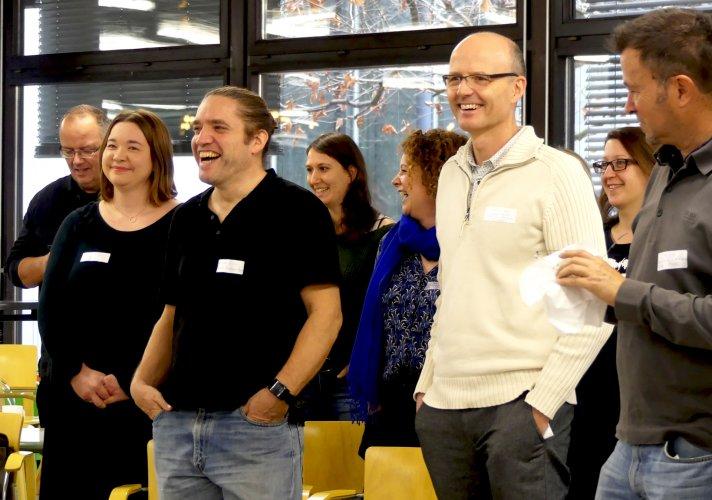 Barcamp, Gesundhochdrei, Gesundheit, PH Heidelberg