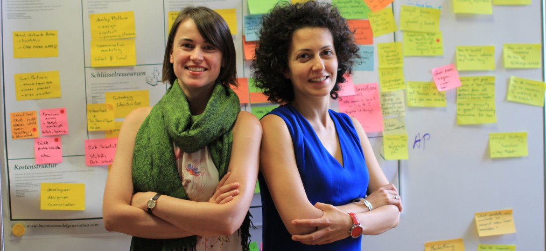 Teachsurfing, Startup, Gründung