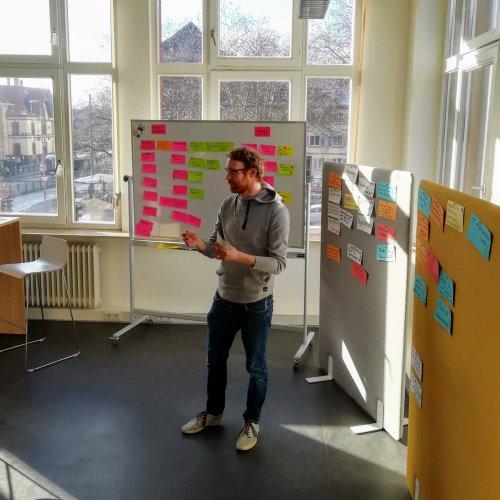Workshop, PH Heidelberg, Transfer Together, Transferzentrum