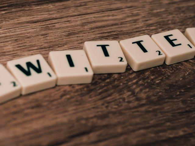 Twitter, Scrabble, pexels.com, pixabay