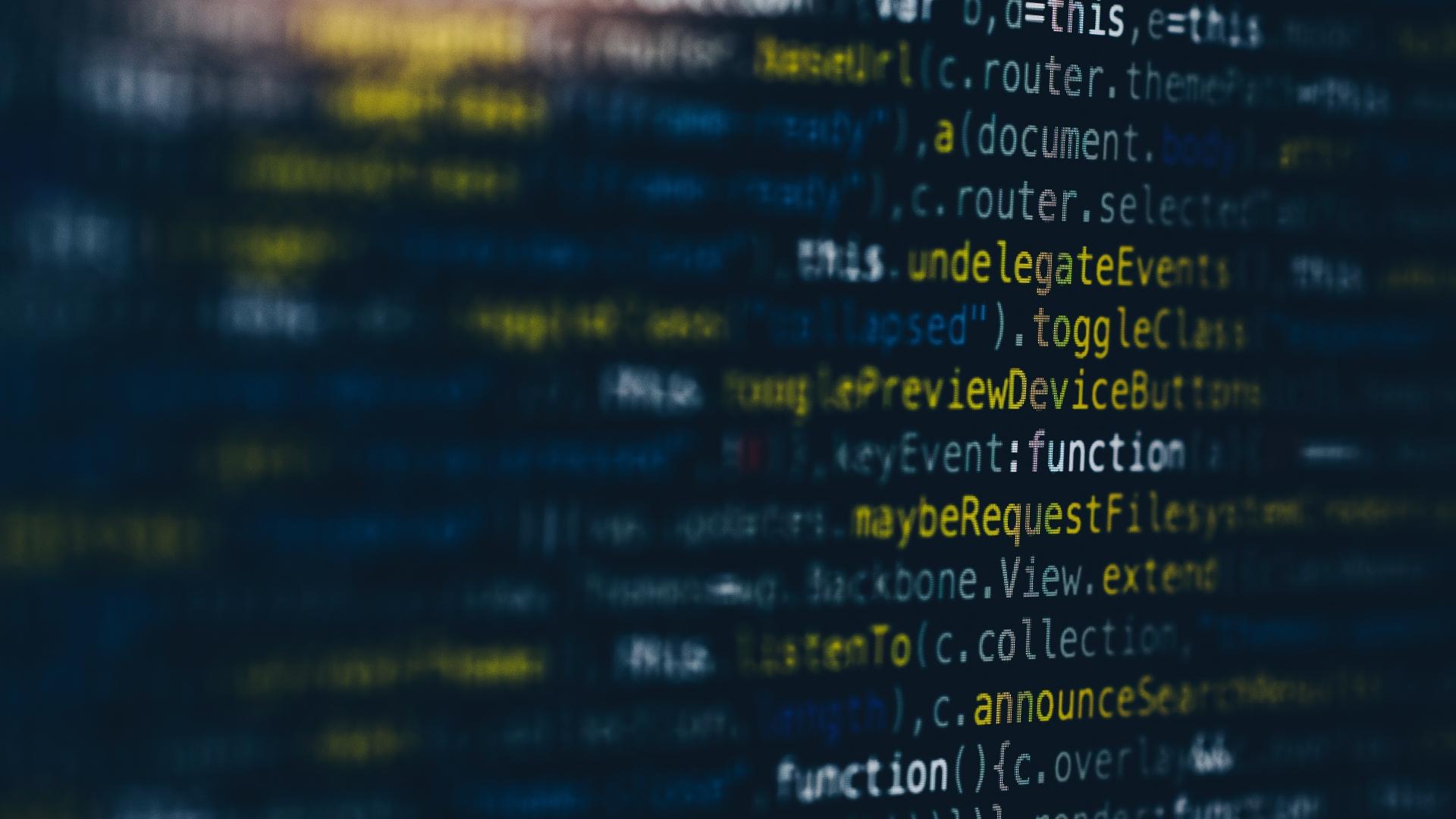 Coding, Programmieren, unsplash.com, Markus Spiske