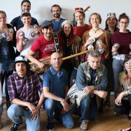 Gnawa, Musik, Kultur, Kathrin Schweizer, Workshop, PH Heidelberg