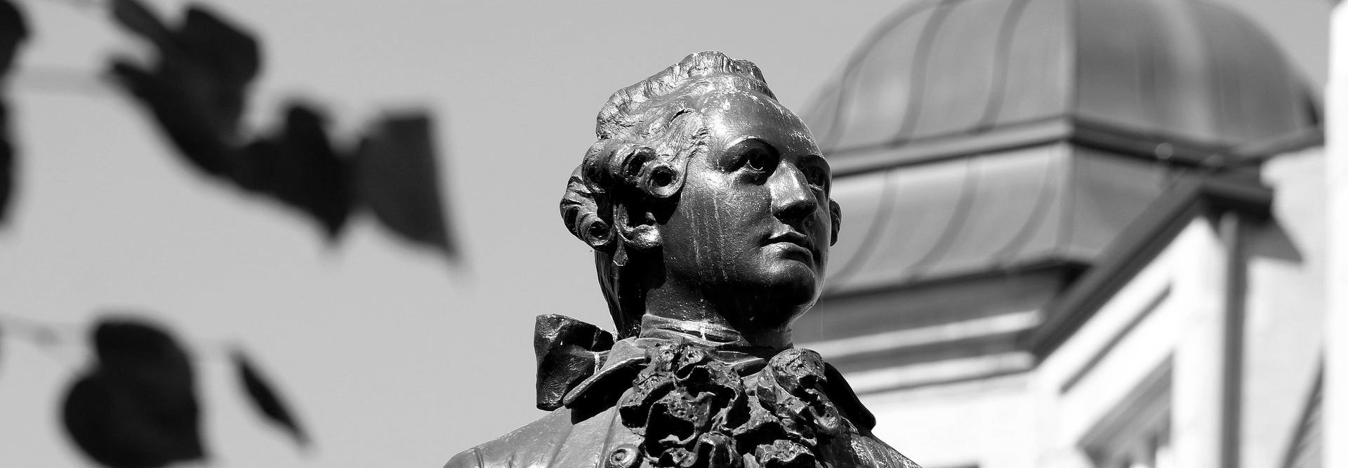 Goethe, pixabay.com, scholacantorum