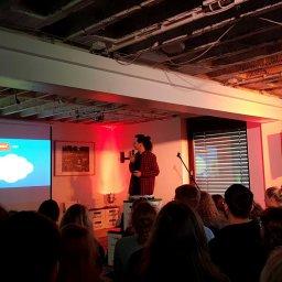 Christian Spannagel, Science Slam, Café Leitstelle, PH Heidelberg