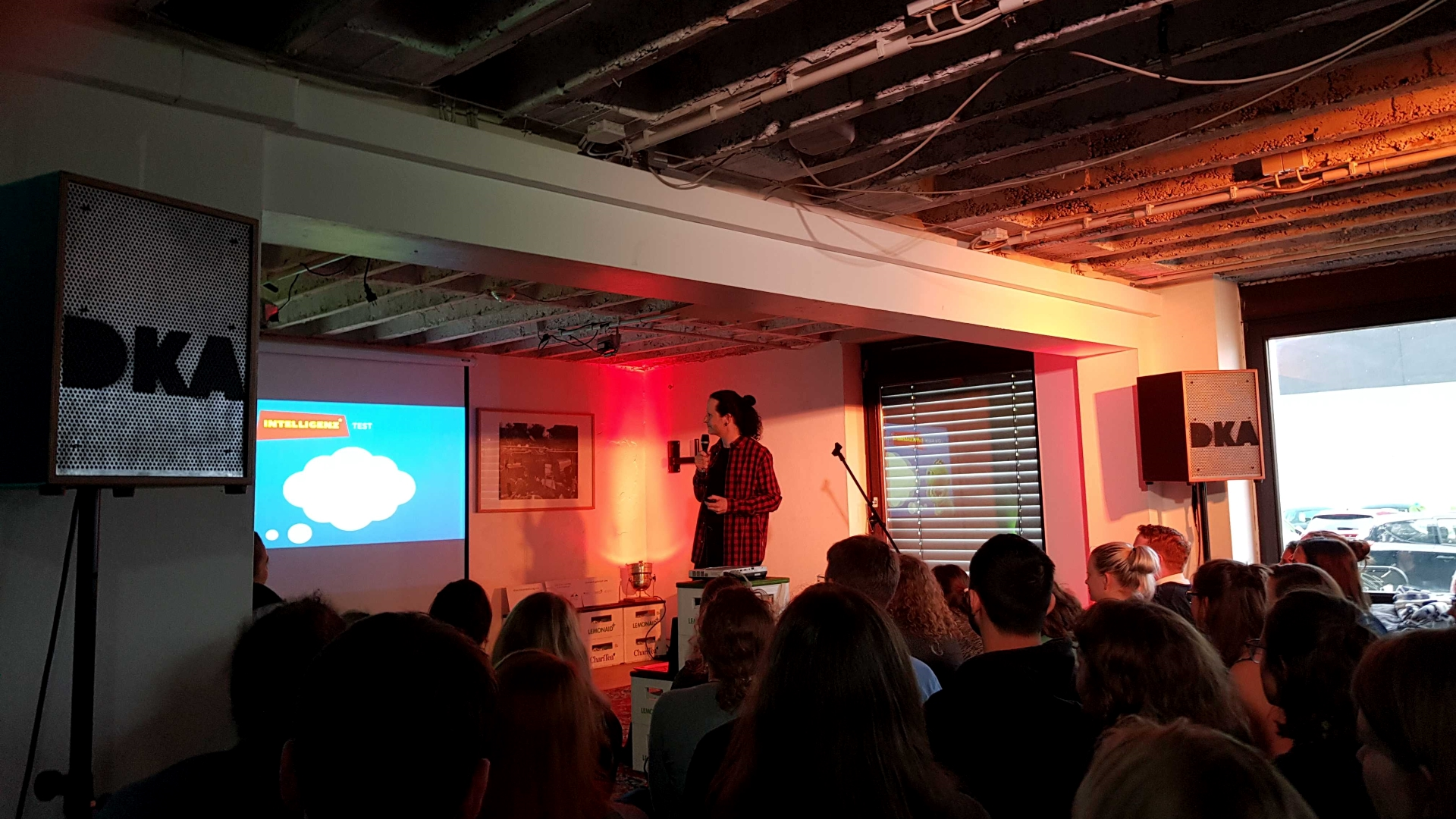 Christian Spannagel, Science Slam, Café Leitstelle, PH Heidelberg