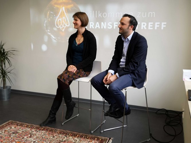 Svenja Brockmüller, JOBLINGE, Transfer Treff