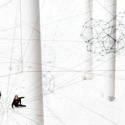 Netzwerk, Säulen, unsplash.com, Matthieu Joannon
