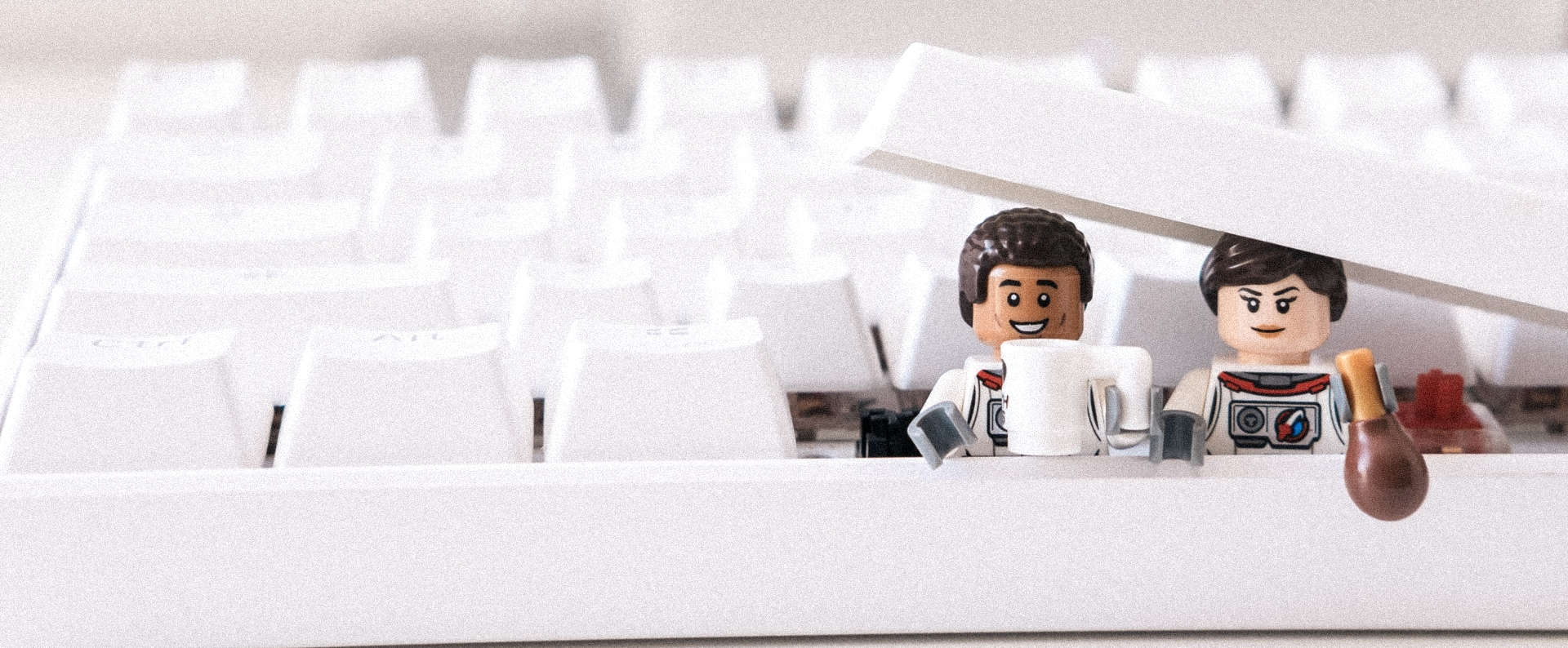 Lego, Team, unsplash.com, James Pond