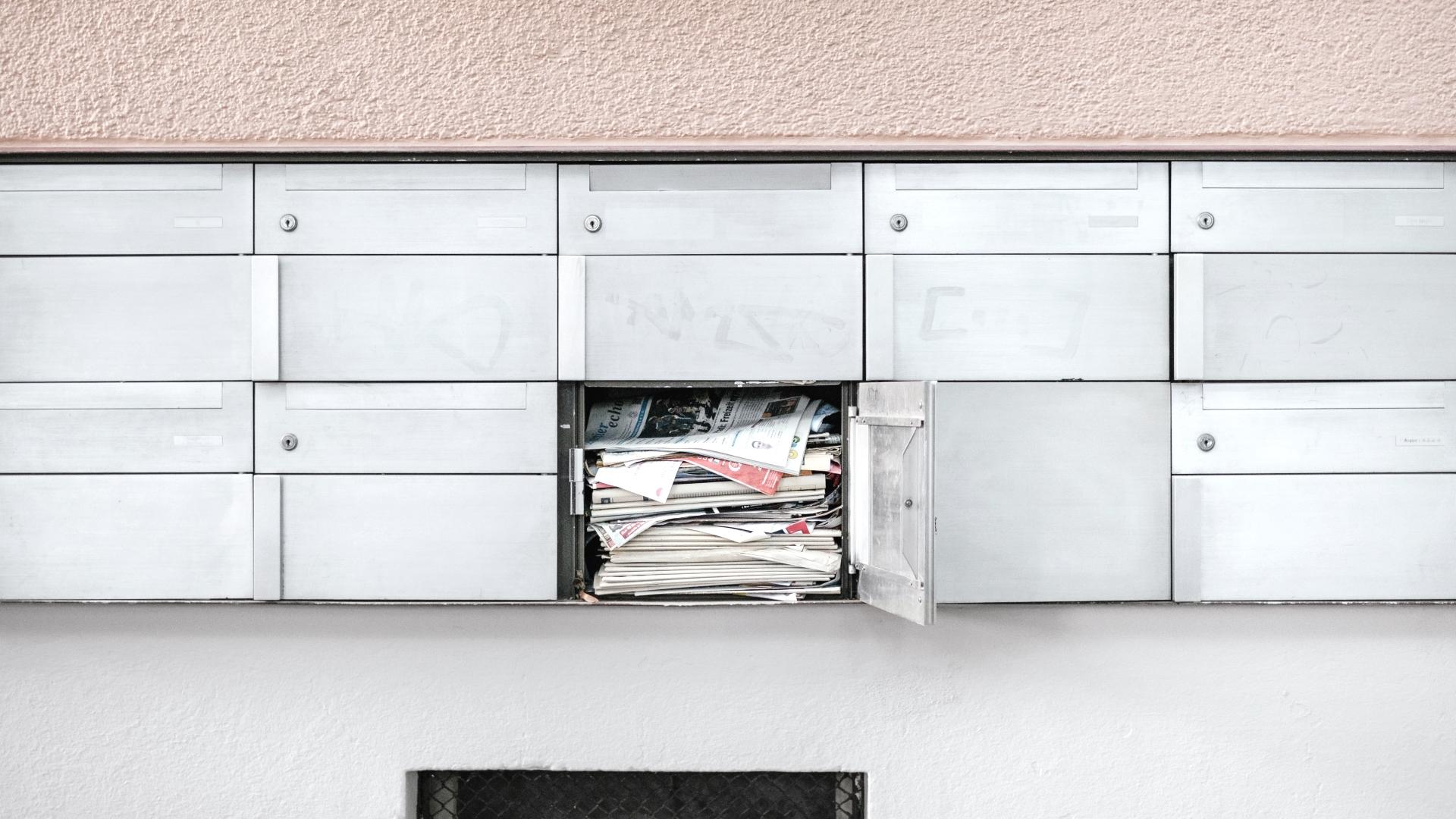 Briefkasten, Impressum, unsplash.com, Samuel Zeller