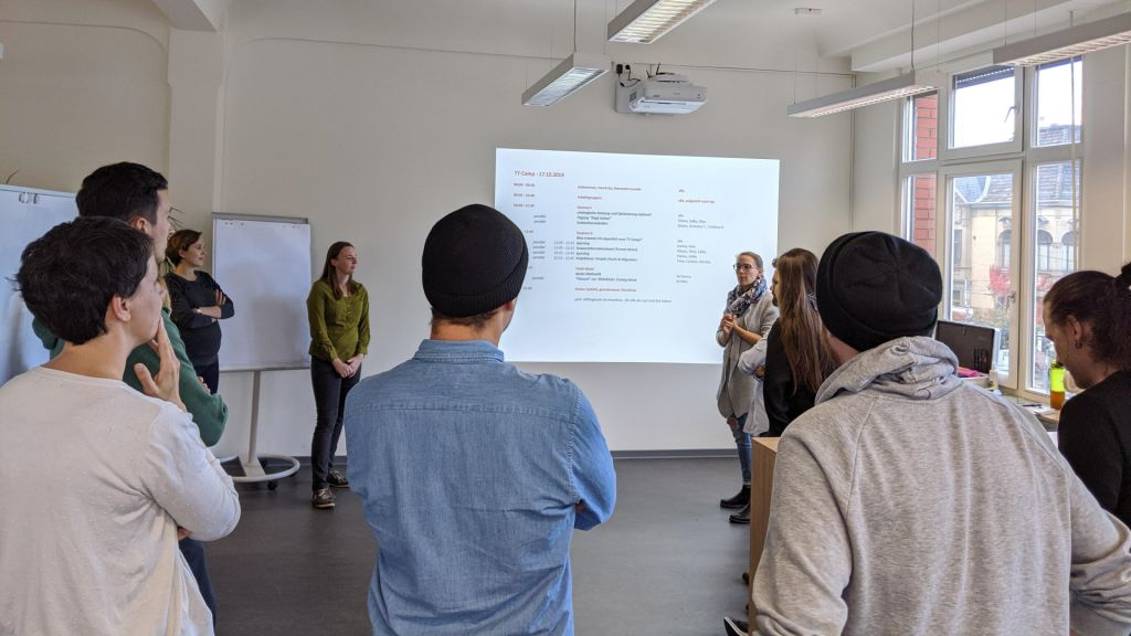 Barcamp. Transfer Together, Transfer, Transferzentrum, PH Heidelberg, Julika Ritter