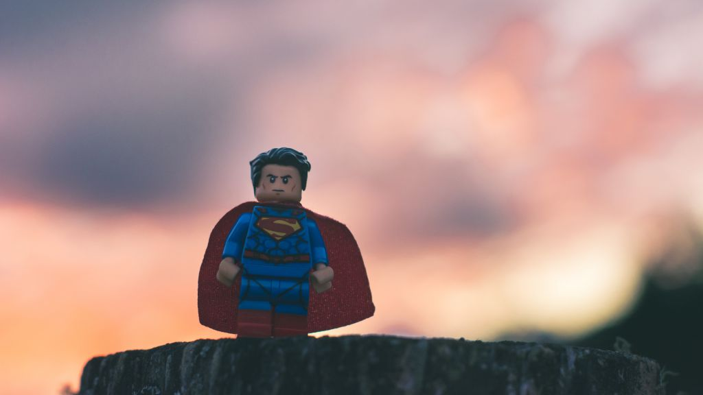 Superheld, Forschung, Lehramt, unsplash.com, Esteban Lopez