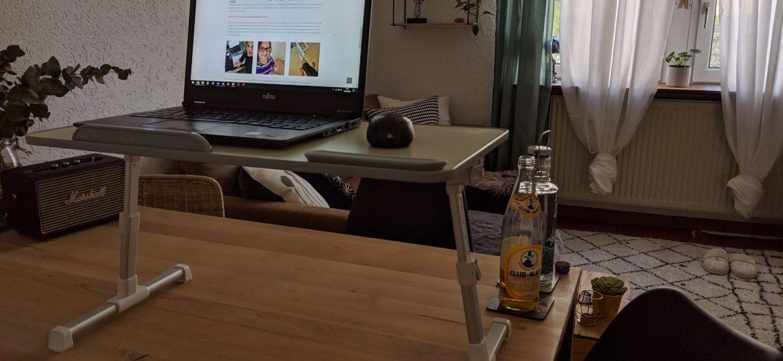 Home Office, Leicht bewegt, Transfer Togehter, Coronavirus, Max Wetterauer