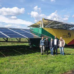 African Green Tec, Carsten Huber, Social Startup