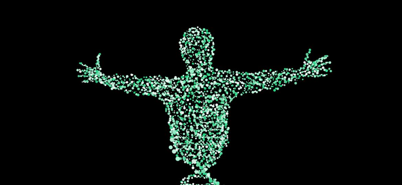 Wissenschaft, Mann, DNA, pixabay, EliasSch
