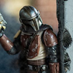 Mandalorian, Star Wars, Open Science, unsplash.com, Michael Marais