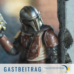 Transferzentrum, Mandalorian, Star Wars, Open Science, unsplash.com, Michael Marais