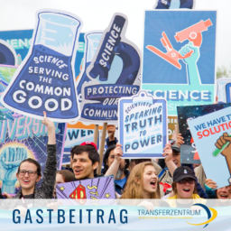 Transferzentrum, Demonstration, Wissenschaft, Protest, unsplash.com, Vlad Tchompalov