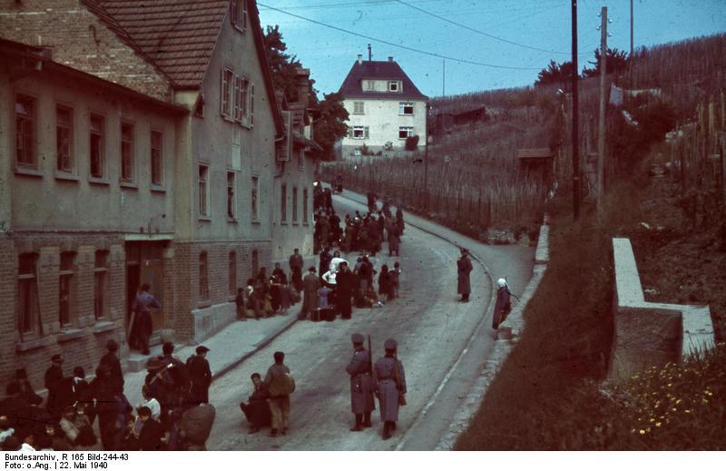 Asperg, Deportation von Sinti und Roma, Bundesarchiv, R 165 Bild-244-43 / CC-BY-SA 3.0
