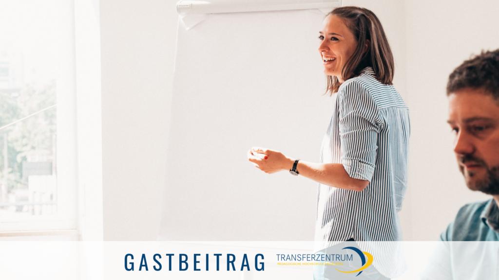 Transferzentrum, Transferstrategie, Julika Ritter