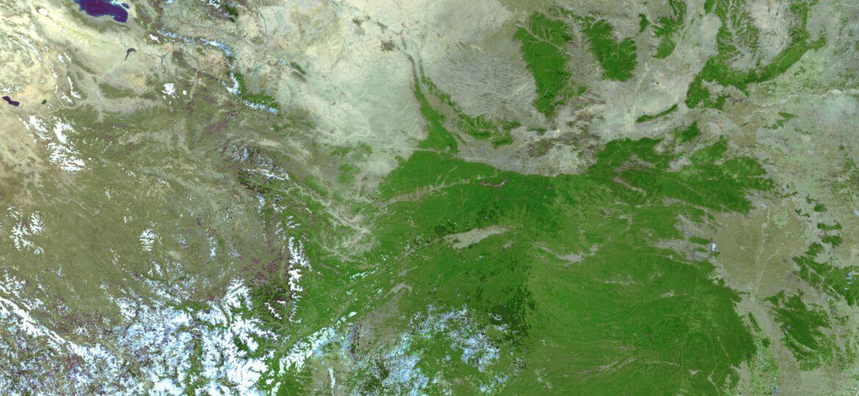Luftaufnahme, Erde, Umwelt,unsplash.com, usgs
