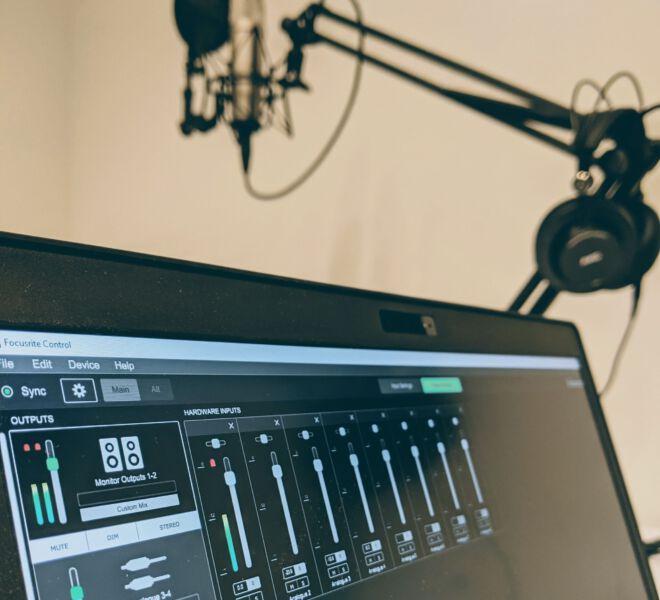 Podcaststudio, PH Heidelberg